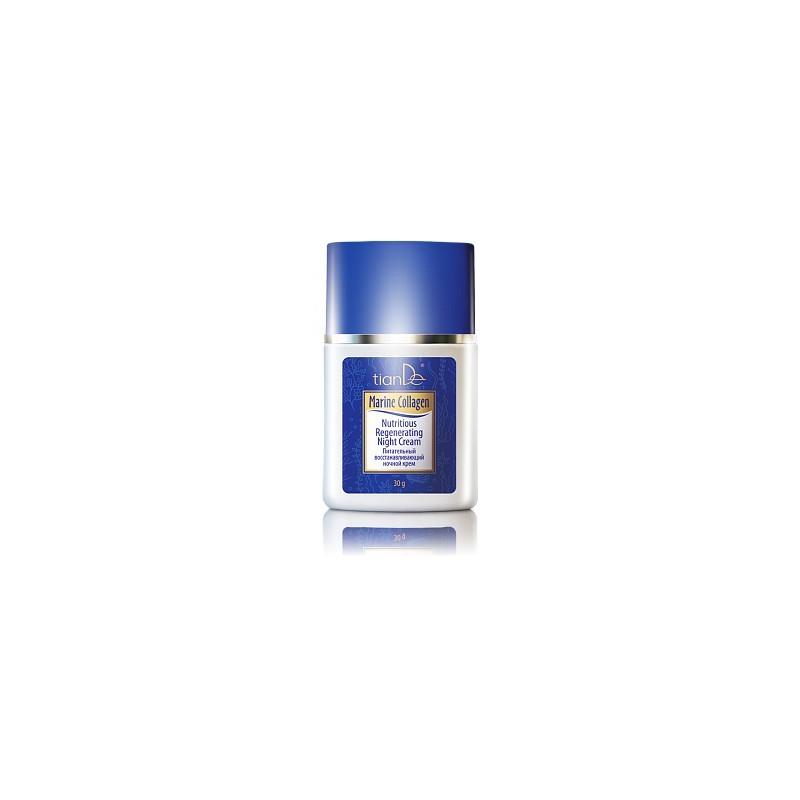 Anti-aging day cream - Marine collagen