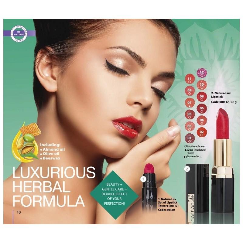 Natura Lux Lipstick