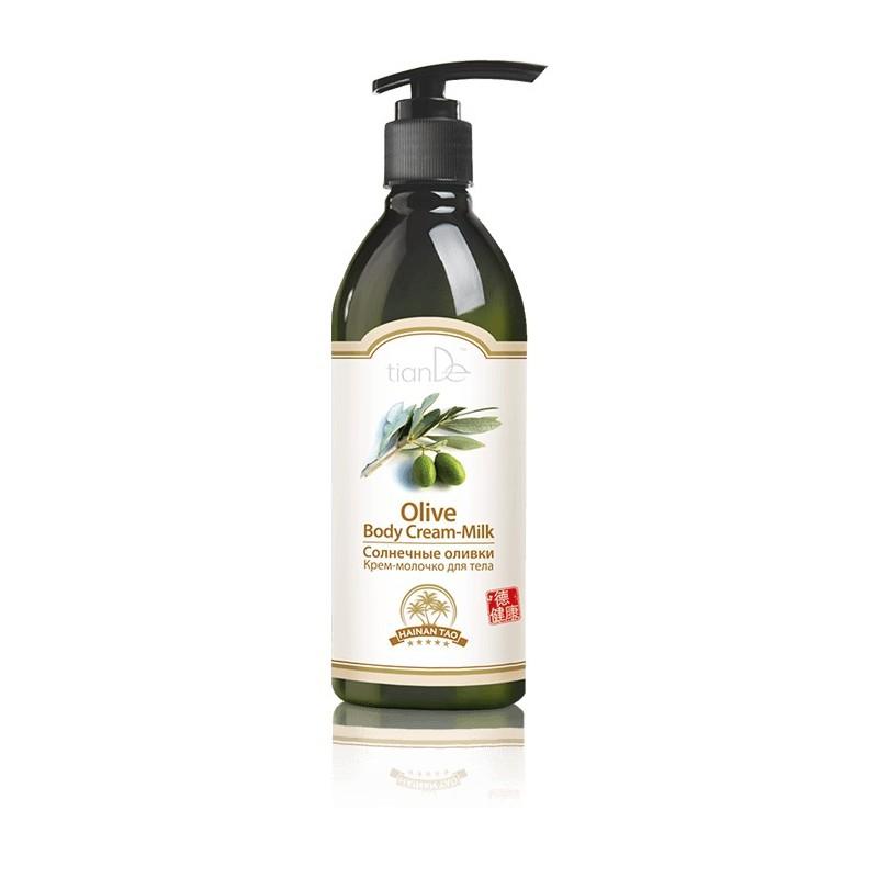 Olive Body Cream-Milk Hainan Tao