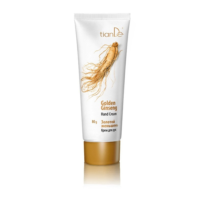 Golden Ginseng Hand Cream