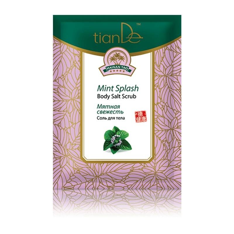 Mint Splash Body Salt Scrub