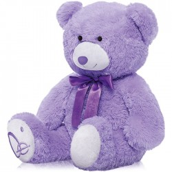 Lavender Bear Scented Pillow
