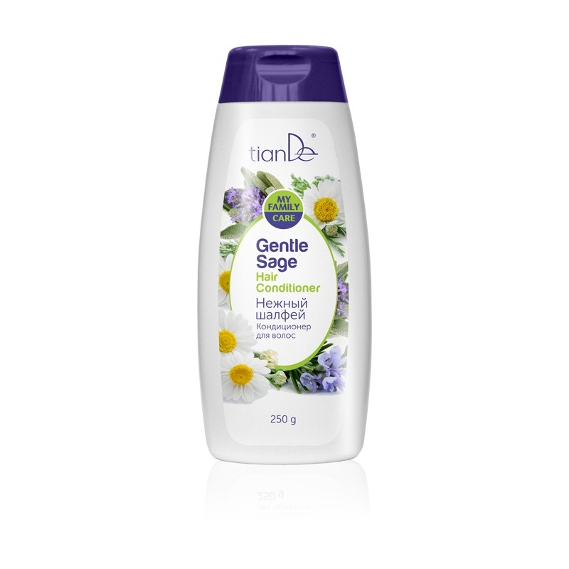 Gentle Sage Hair Conditioner 250g
