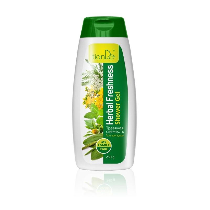 Herbal Freshness Shower Gel 250g