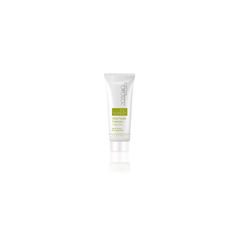"""Olive Facial Cleanser Clean Pore - Series """"203040"""""""