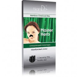 Bamboo Charcoal Nasal Cleansing Strip 1 pc.