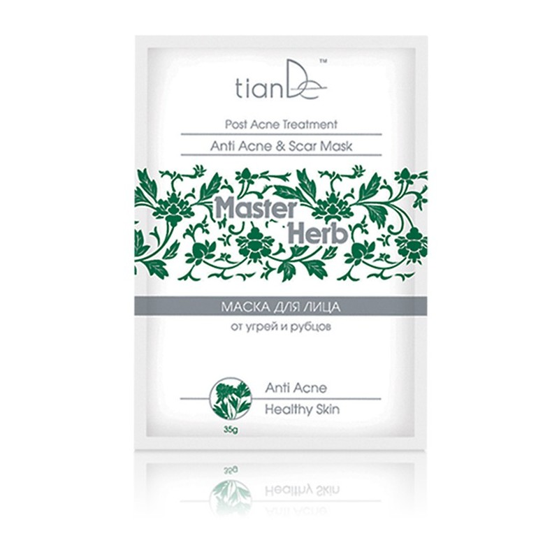 Post Acne Treatment Anti Acne & Scar Mask