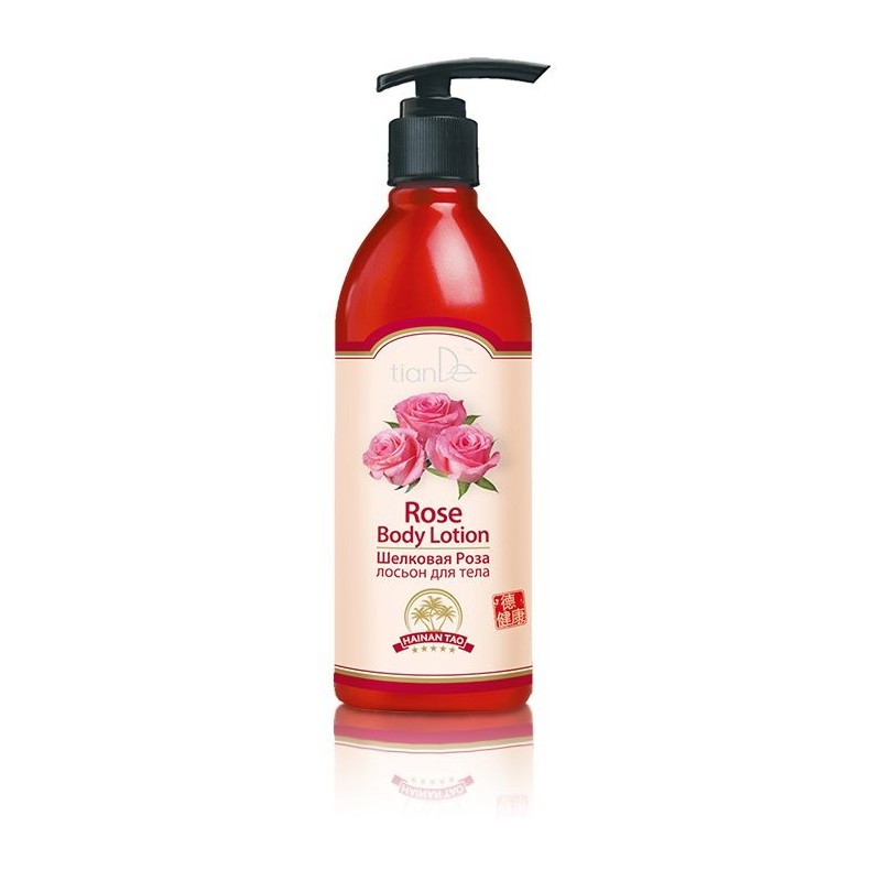 Rose Body Lotion 350ml