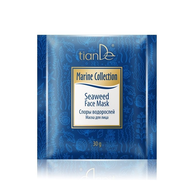 Seaweed Face Mask, 30g