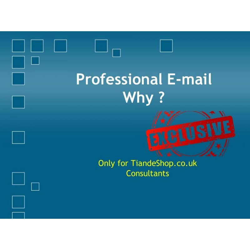 Professional Email account