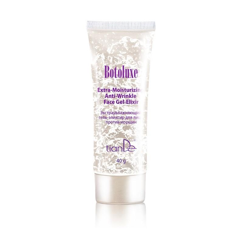 Extra-Moisturizing Anti-Wrinkle Face Gel-Elixir 40g