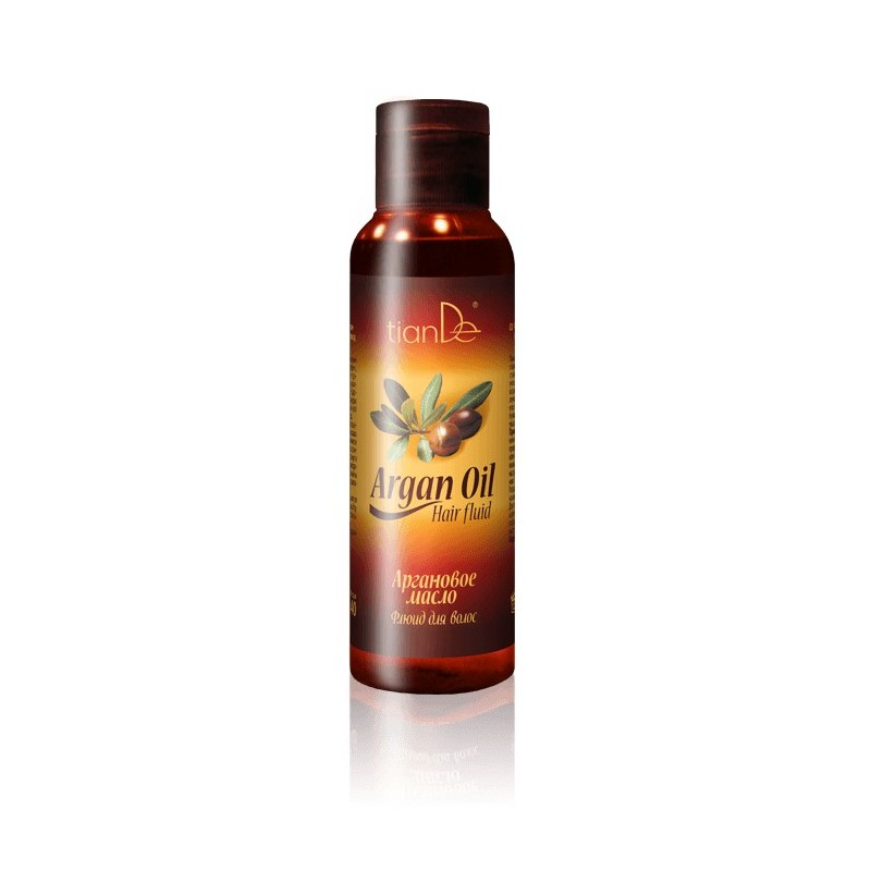 Fluid do włosów z olejem arganowym, 100ml