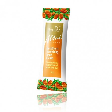 Sea Buckthorn Nourishing Hand Cream, 30g