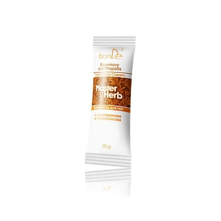 Cream treatment for the feet with rosemary and propolis, 30 g