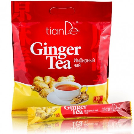 Ginger tea 1 sachet 18g