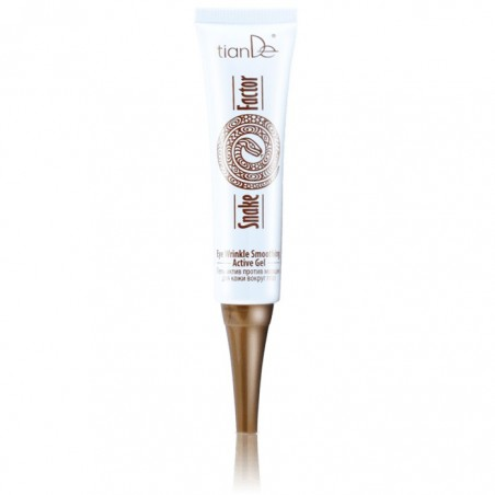Eye Wrinkle Smoothing Active Gel -  'Snake Factor', 25g