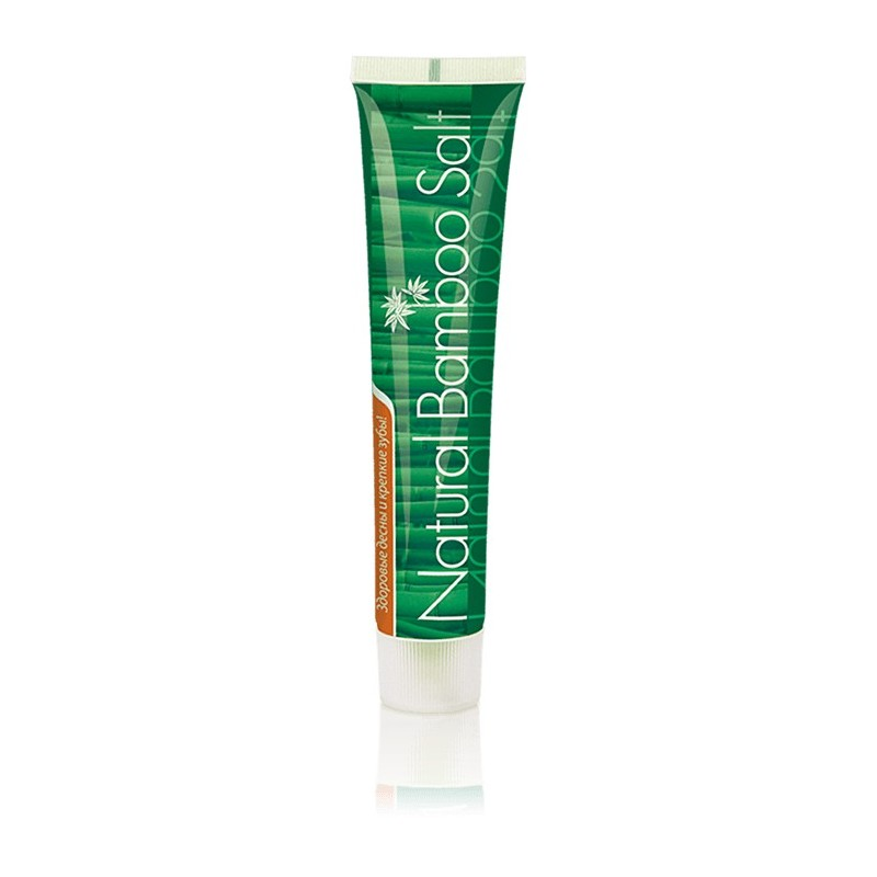 Tooth gel Natural Bamboo Salt 120g
