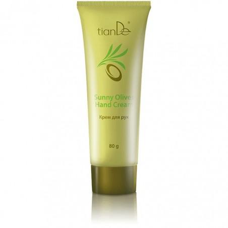 Sunny Olives Hand Cream 80g