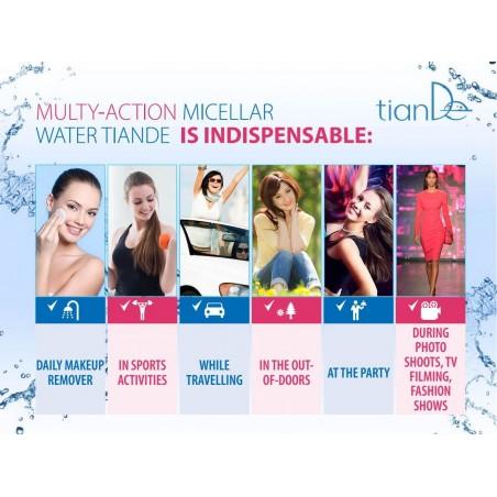 Multiactive micellar water