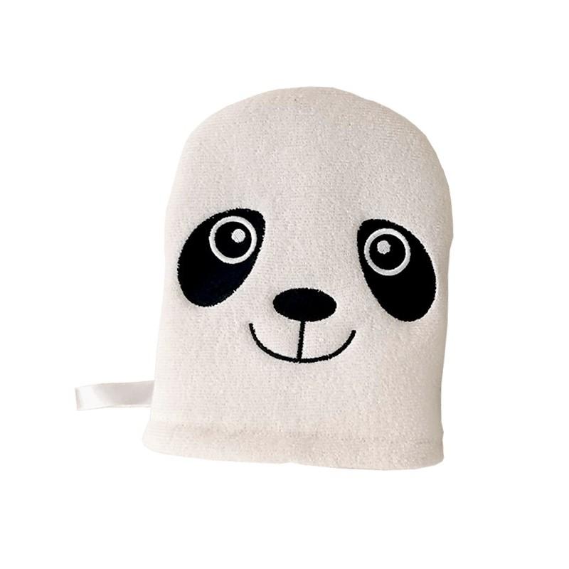 Children's sponge mitten Baby Bambo 1pcs