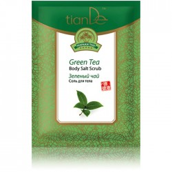Green Tea Body Salt Scrub 60g