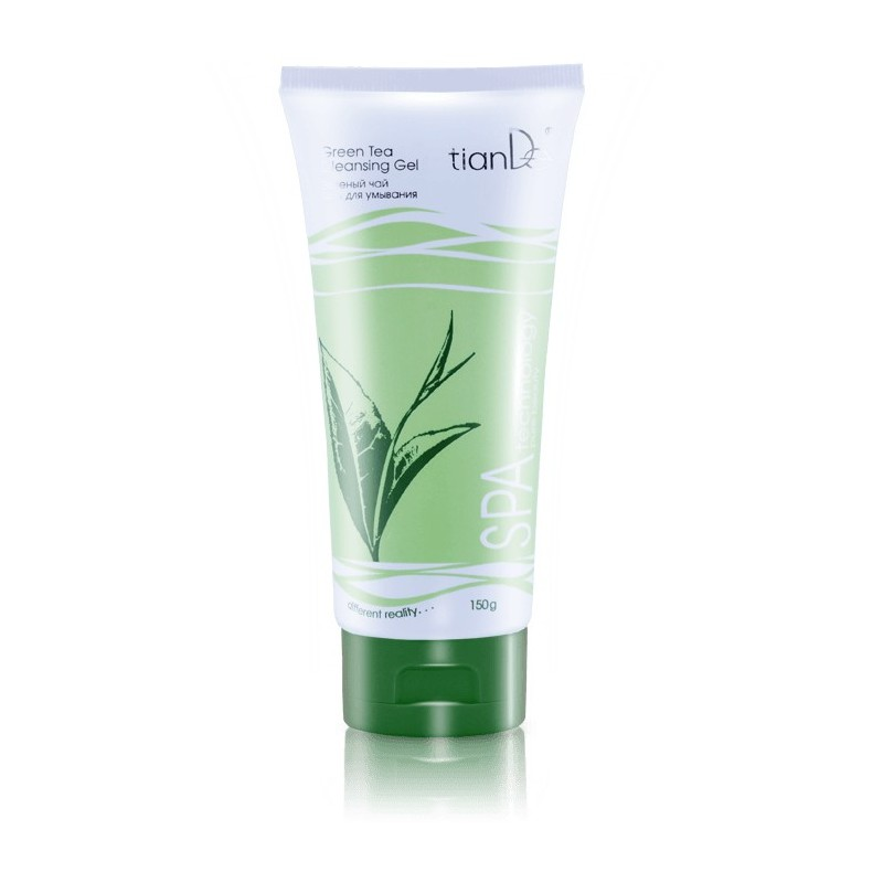 Cleansing Gel Green Tea 150g