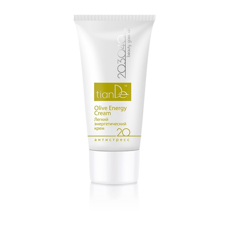 "Olive Energy Cream - Series ""203040"""