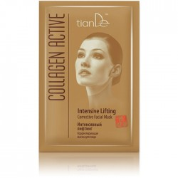 Intensive Lifting Corrective Facial Mask - Collagen active