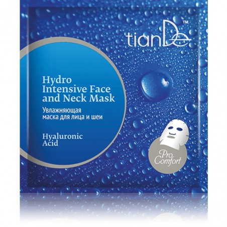 Hyaluronic Acid Hydro Intensive Face and Neck Mask 1 pc