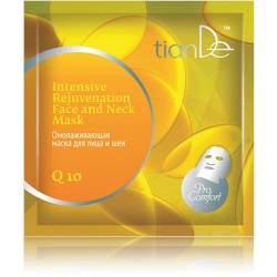 Intensive Rejuvenation Face and Neck Mask Q 10