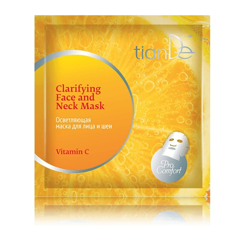 Lightening Mask for face and neck