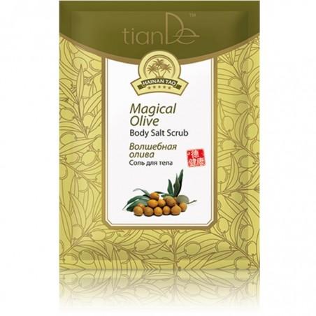 Magical Olive Body Salt Scrub 60g