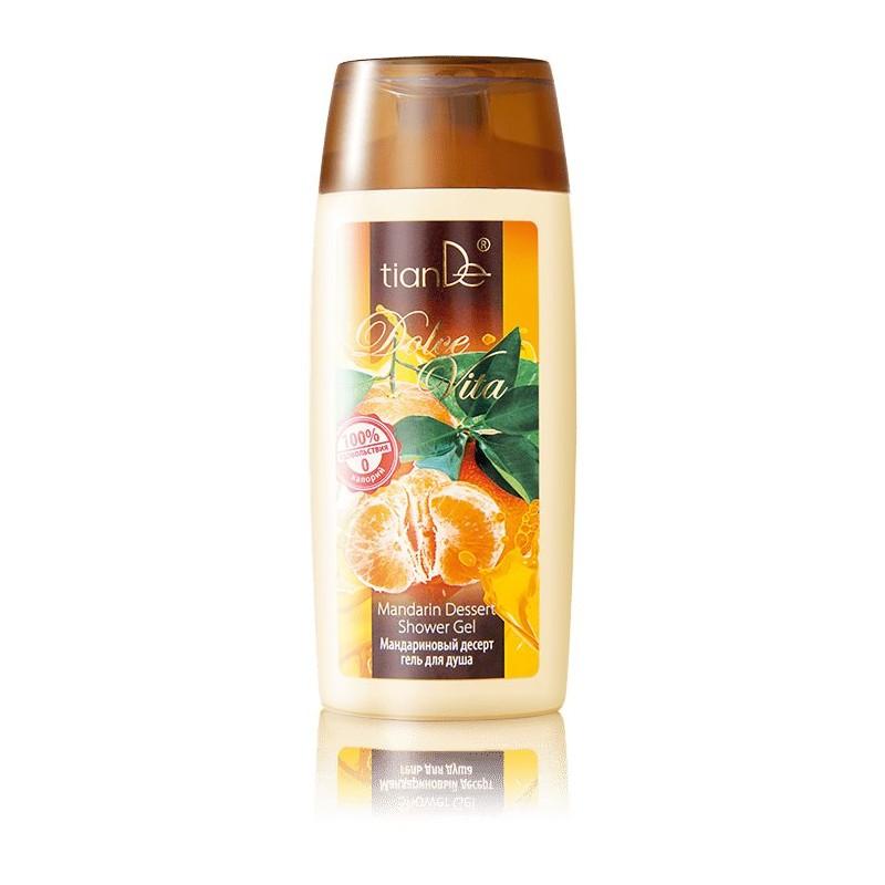 Mandarin Dessert Shower Gel