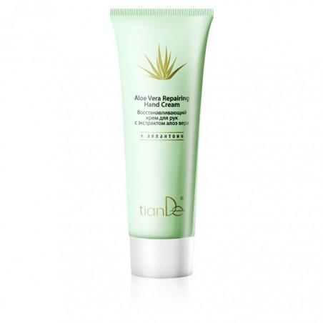 Regenerating hand cream with extract of aloe vera 80ml