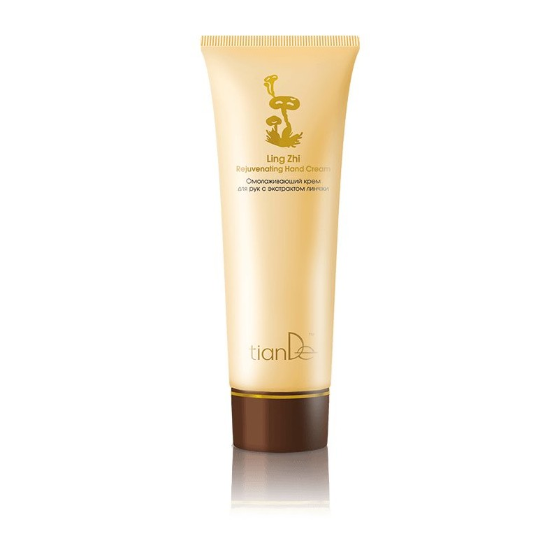 Ling Chi Rejuvenating Hand Cream 80g