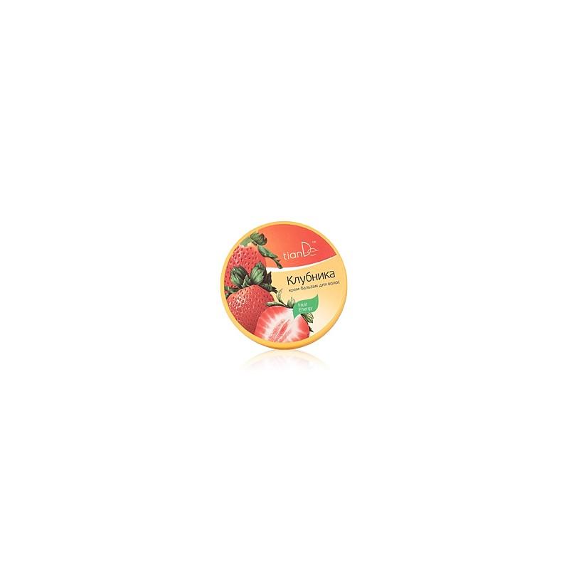 Strawberry Hair Cream-Balm - Fruit Energy