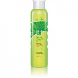 Hair balm Aloe Rich Glossy Volume, 460 ml