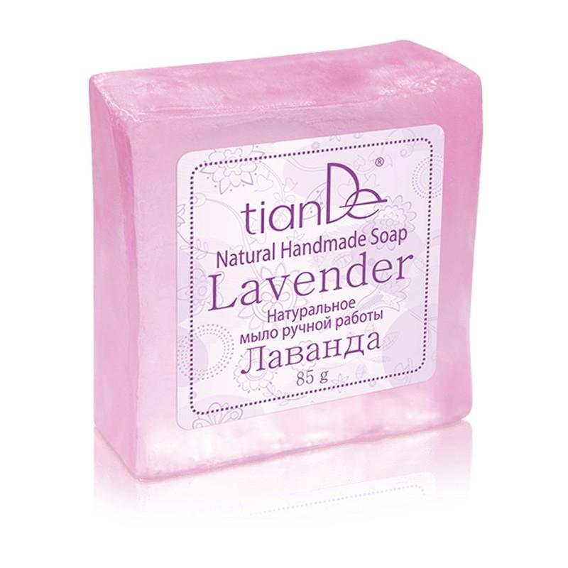 Lavender Natural Handmade Soap, 85g