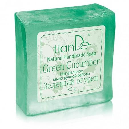 Soap Green Cucumber Natural Handmade, 85g