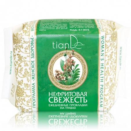 Daily panty liners with herbs Nephrite Freshness 20pcs