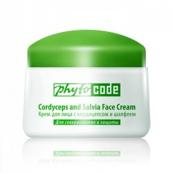 Face cream with Cordyceps and sage 50g