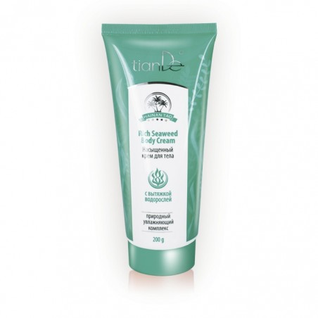 Rich Seaweed Body Cream, 200g