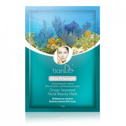 Ocean Seaweed Facial Beauty Mask