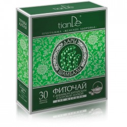 Herbal tea| For Female Reproductive System To Reduce The Risk of Inflammatory, 30x1.5g, tiande 123911