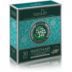 Phytotea with Angelica Sinensis and Dropwort for Women, 30x2g