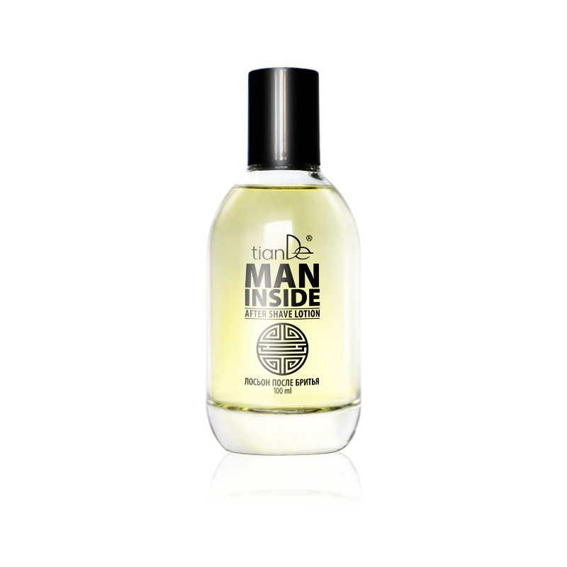 Man Inside After Shave Lotion, 100ml