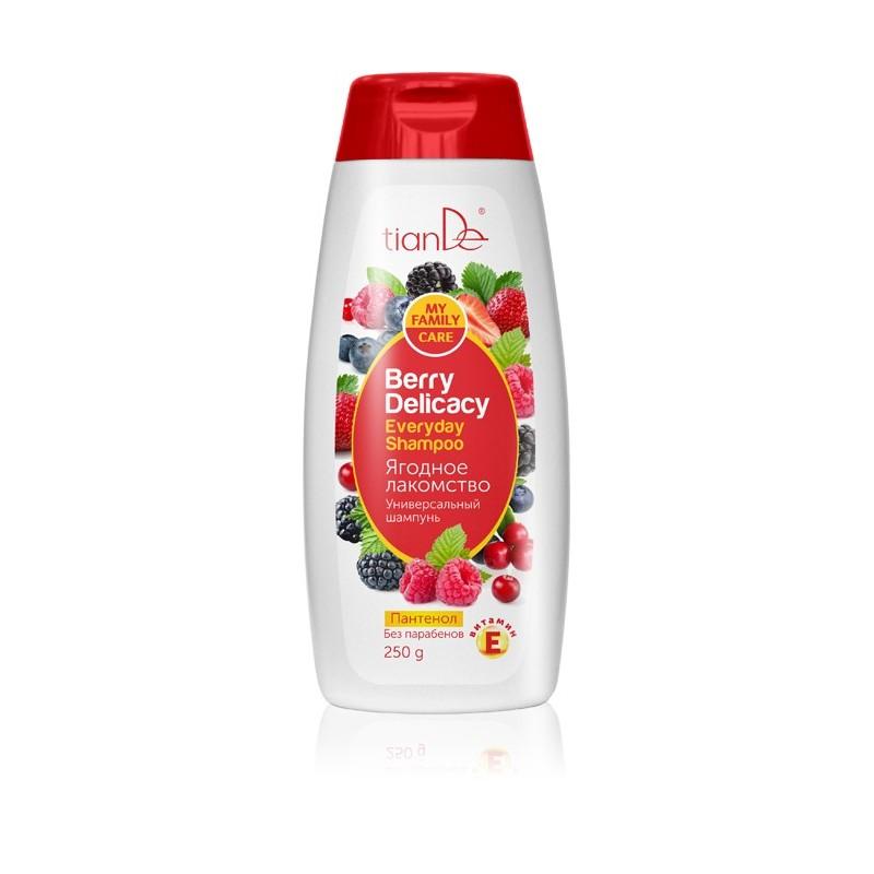 """Uniwersalny szampon """"Owocowa delikatność"""" 250g"""