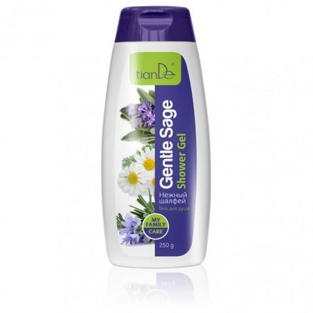 Gentle Sage Shower Gel 250g