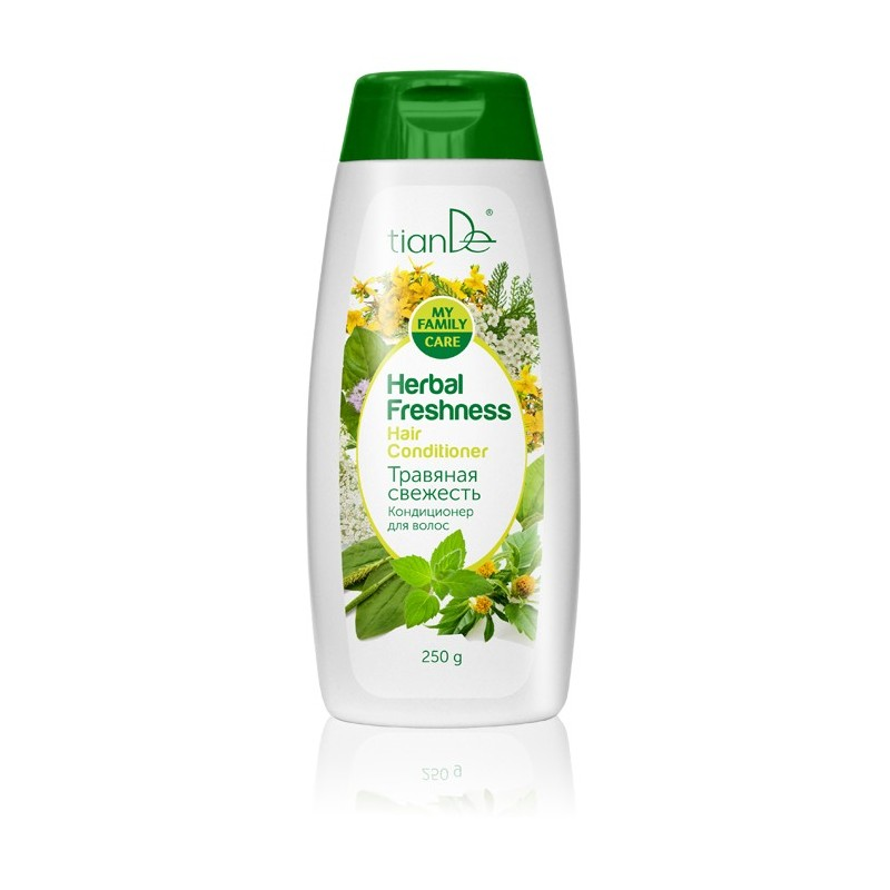 Herbal Freshness Hair Conditioner 250g