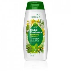 """Drėkinantis šampūnas """"Žolelių šviežumas"""" 250 g."""